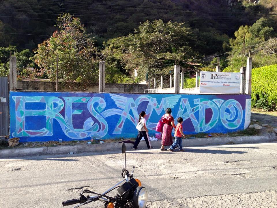 International School, Panajachel, Guatemala, 2015
