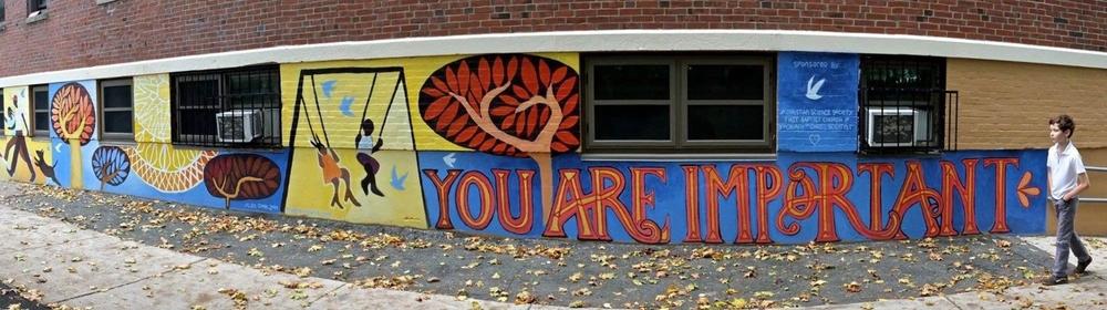 South Street Youth Center, Boston, MA, 2015