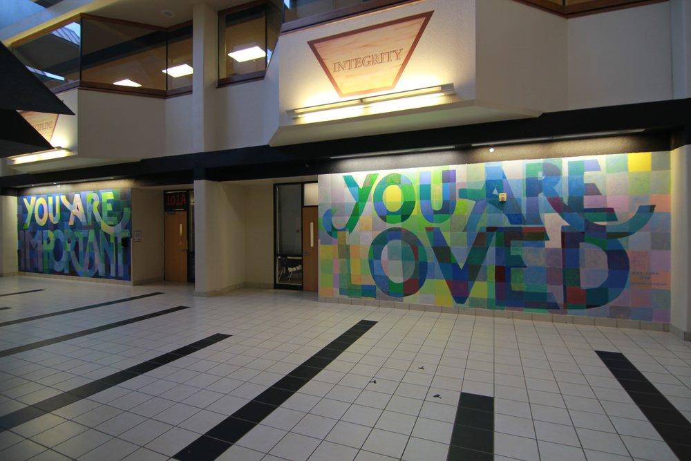 Clark High School, Plano, TX, 2016