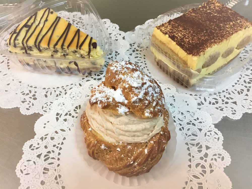Gateaux Bakery & Cafe Assorted Pastries