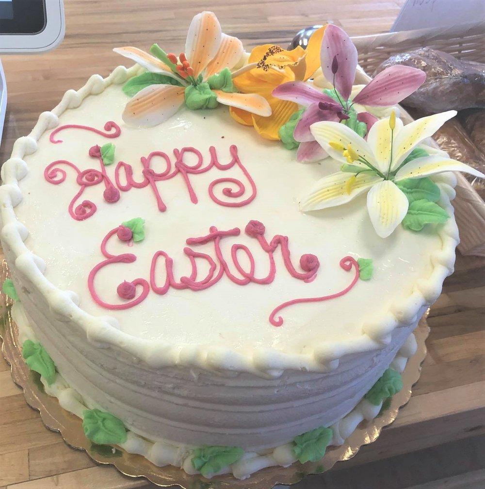 Gateaux Bakery & Cafe Easter Cake.jpg