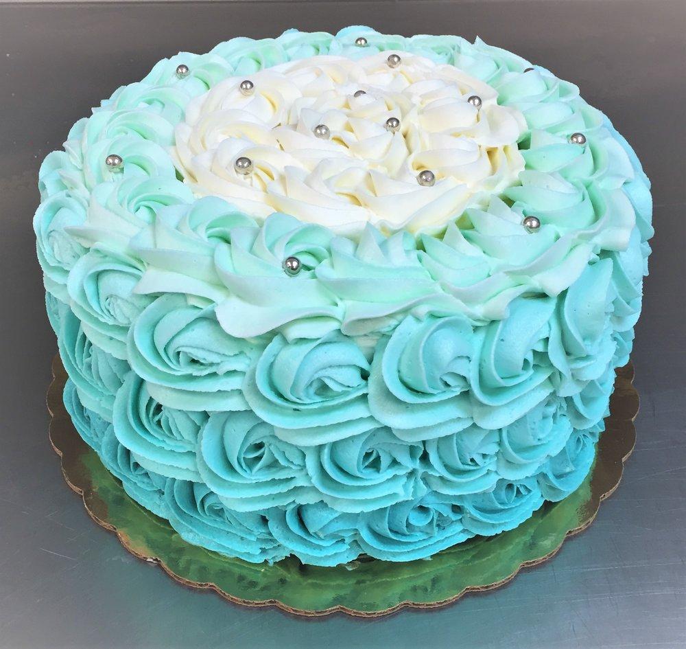 Gateaux Bakery & Cafe Teal Cake.jpg