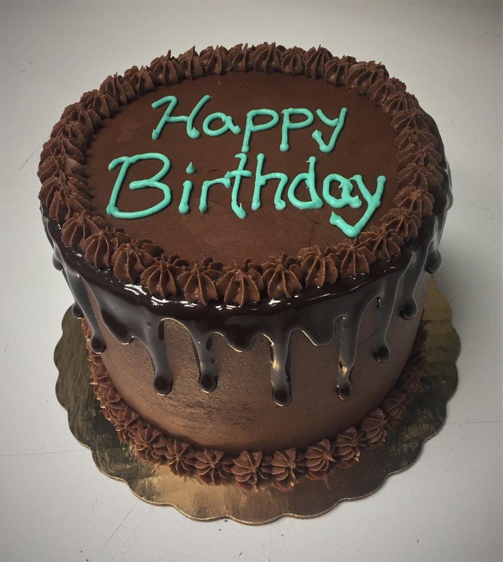 Gateaux Bakery & Cafe Chocolate Happy Birthday Cake.jpg