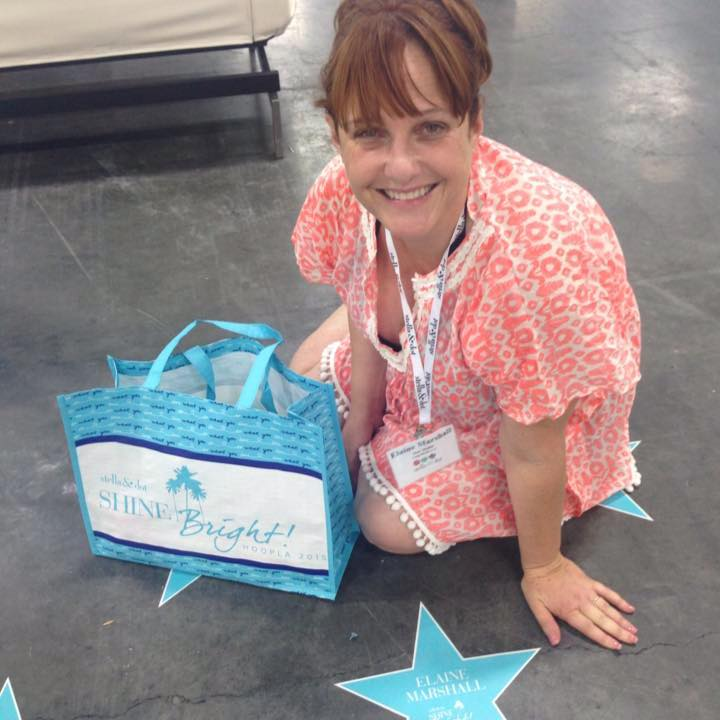 "I found my ""star"" at our annual sales conference - on the way back from the pool after registering..."