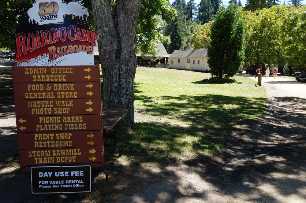 Welcome to Roaring Camp Railroad - where 'old-school' dreams are made of!