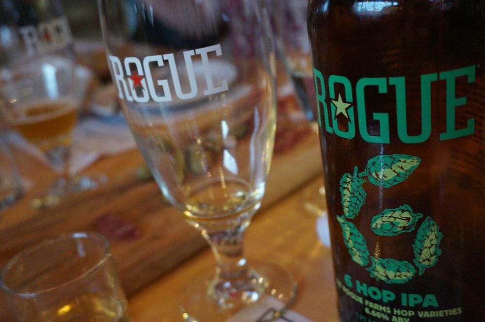 Duck Confit Croquettes with Sriracha Aioli |6 Hop Ale