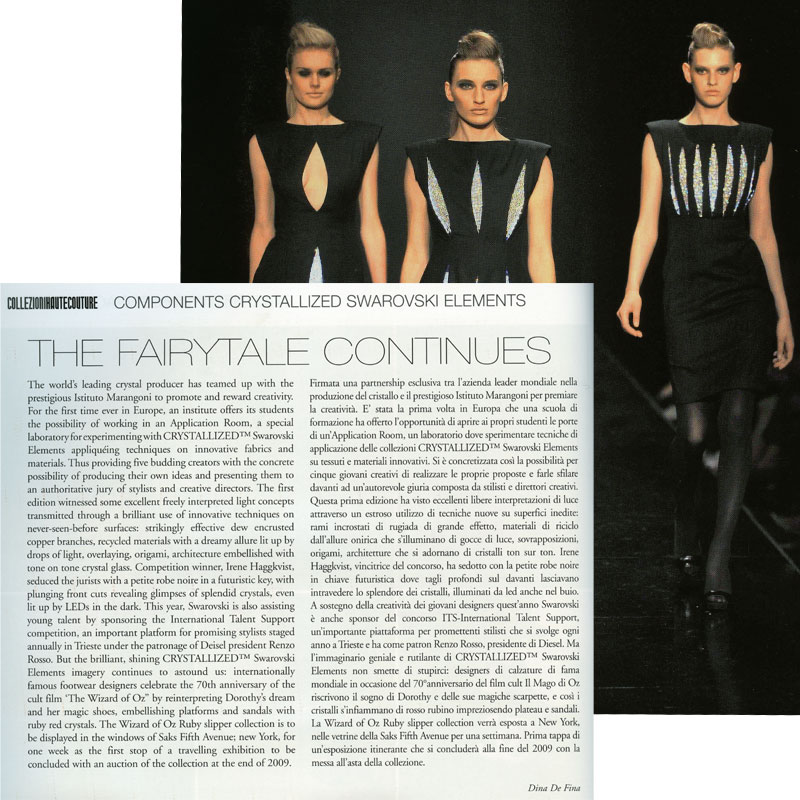 Haute Couture Collezione, October 2009