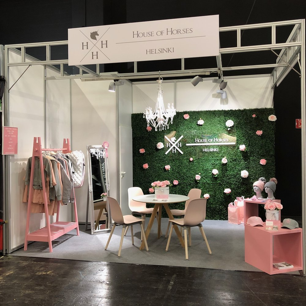 Our stand in Spoga fall 2018.