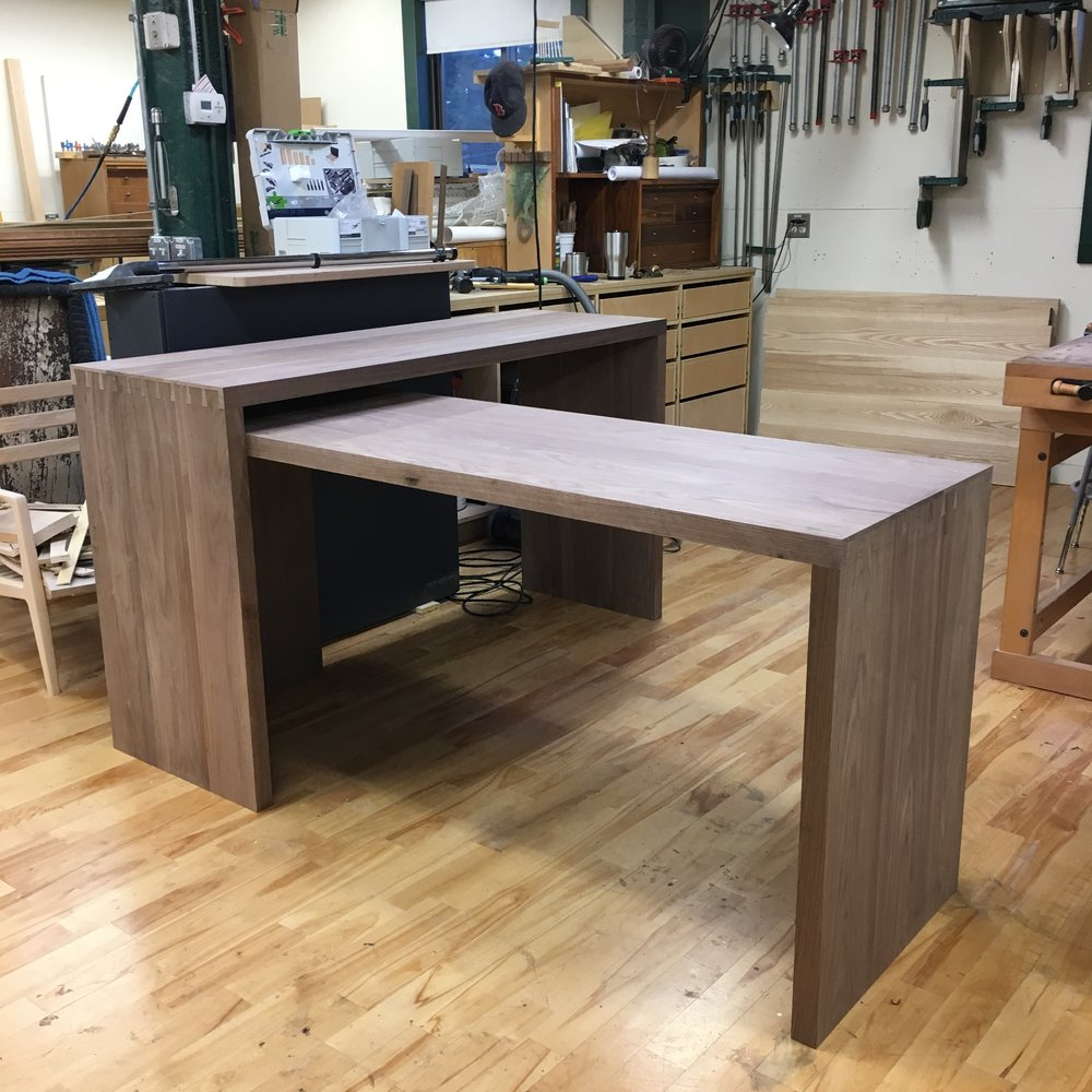 Hone Design Co._Wellesley Desk Process 7