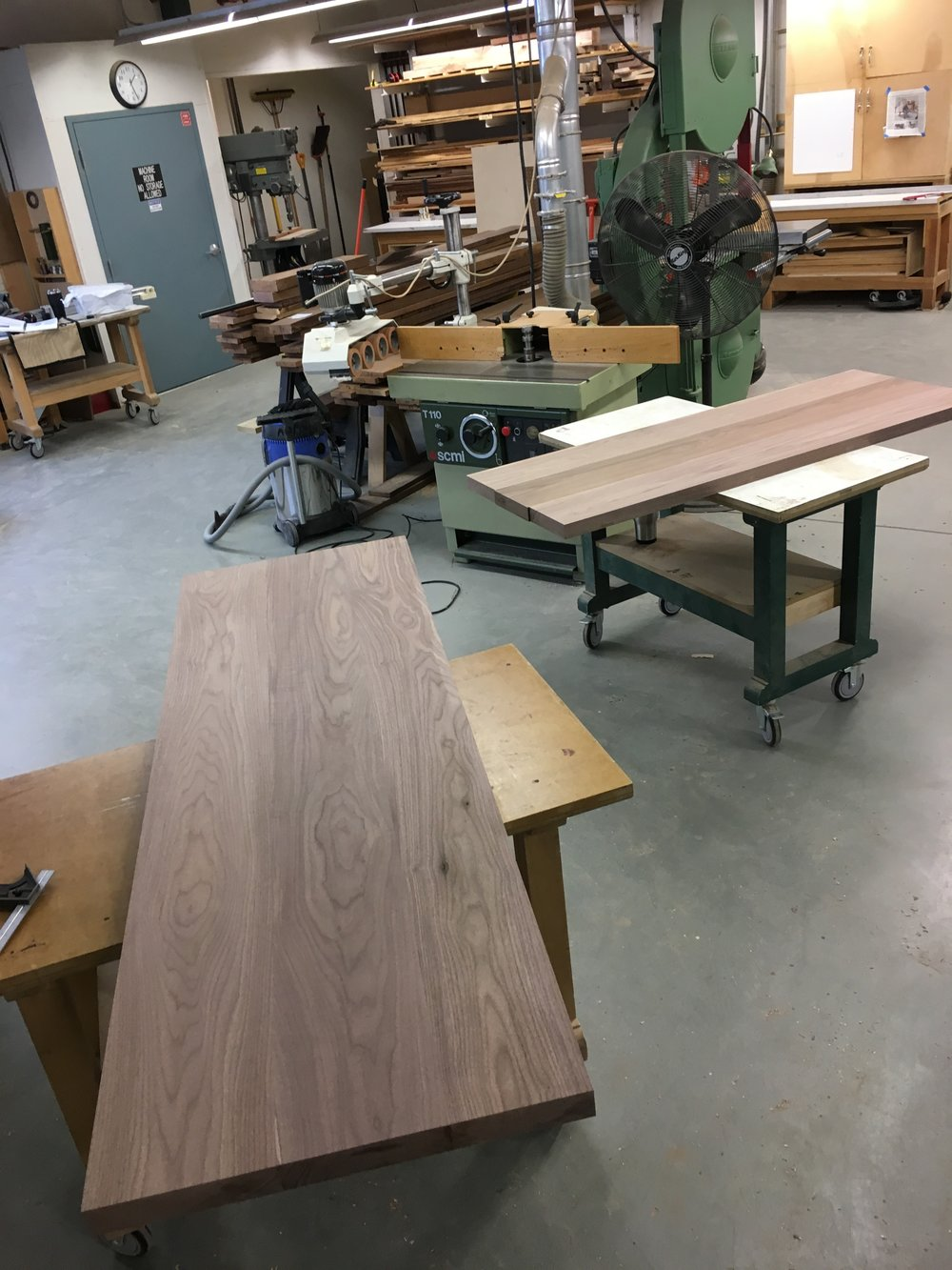 Hone Design Co._Wellesley Desk Process 5