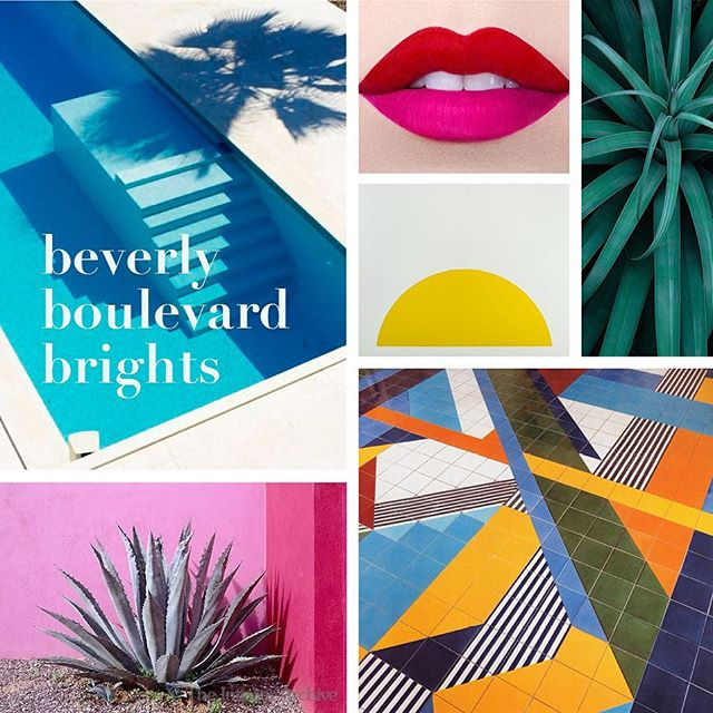 Our Creative Team is obsessed right now with ultra bright hues - how about you? #tgif #popofcolor  #colorpalette #thekinsleynewandnow  #kinsleyshop