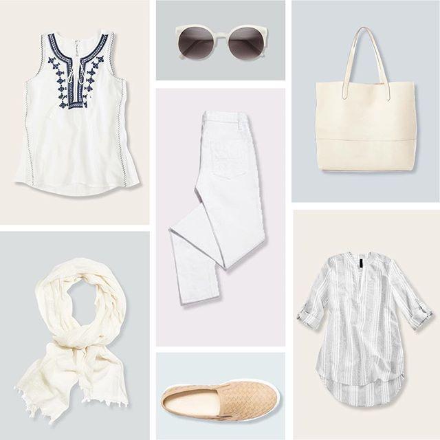 White + cream + white + ivory + dove + chalk…#blancpalette  #whitenow  #whiteonwhite #kinsleyshop #thekinsleynewandnow