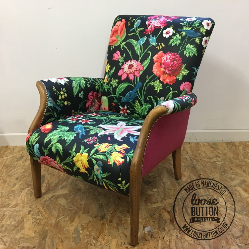 Parker-Knoll Armchair