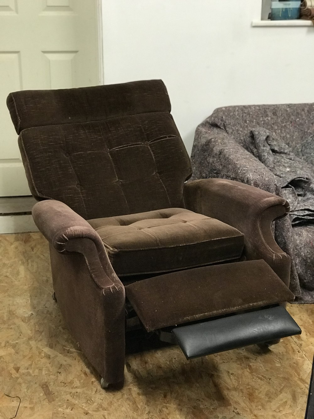 Parker Knoll Recliner Chair