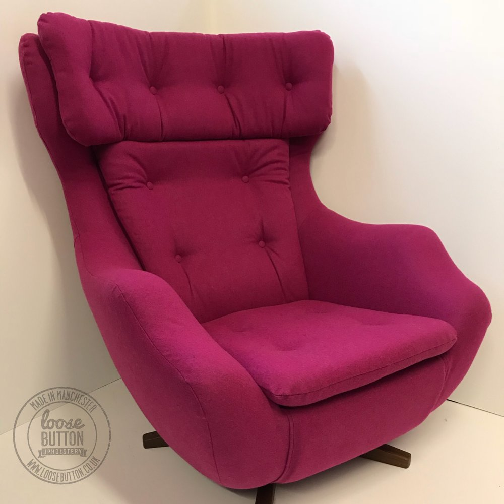 Parker Knoll Statesman Chair