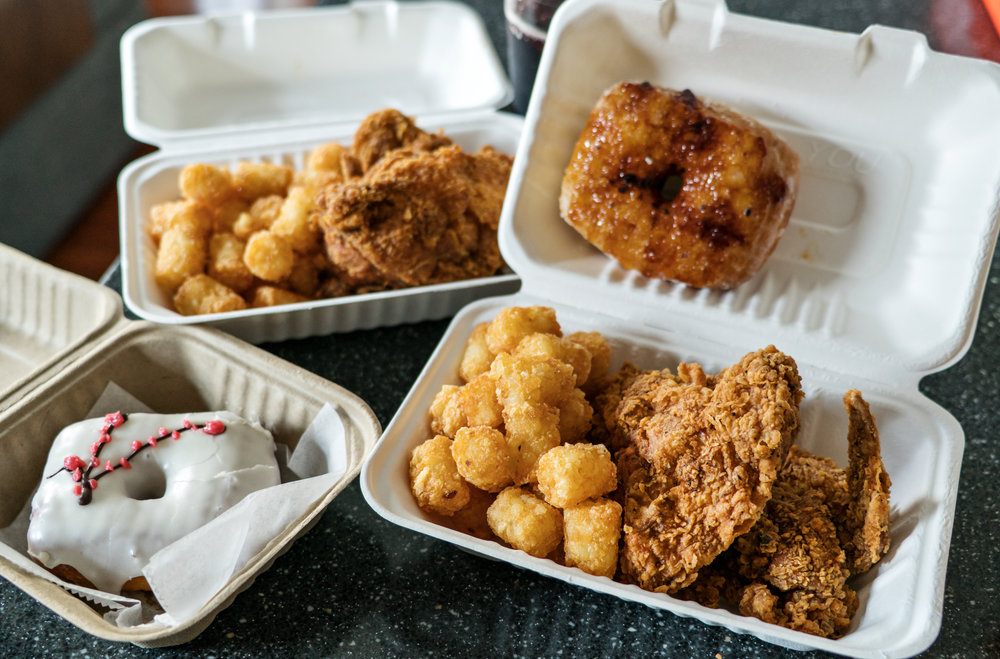 Astro Doughnuts and Fried Chicken