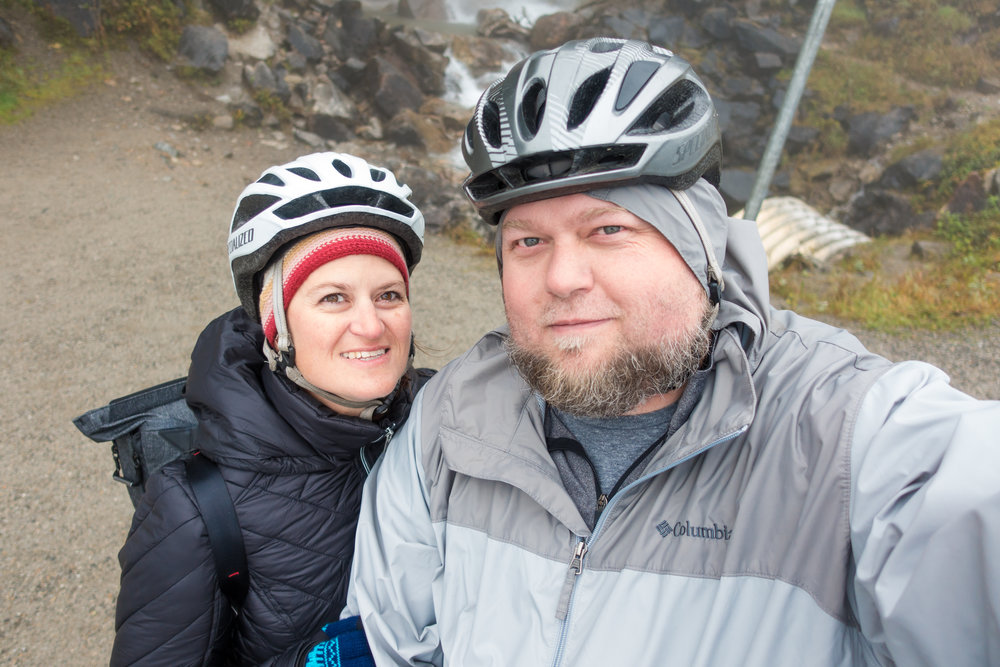 Skagway Alaska Train and Bike Ride Excursion