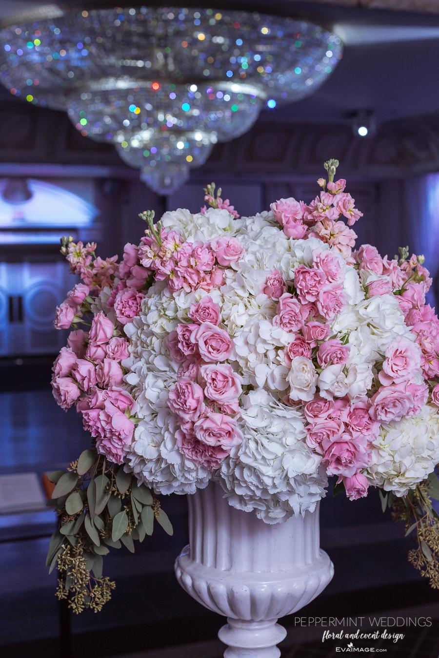 EvaImage Photography, Peppermint Weddings Floral & Event Design, Paradise Banquet & Convention Centre