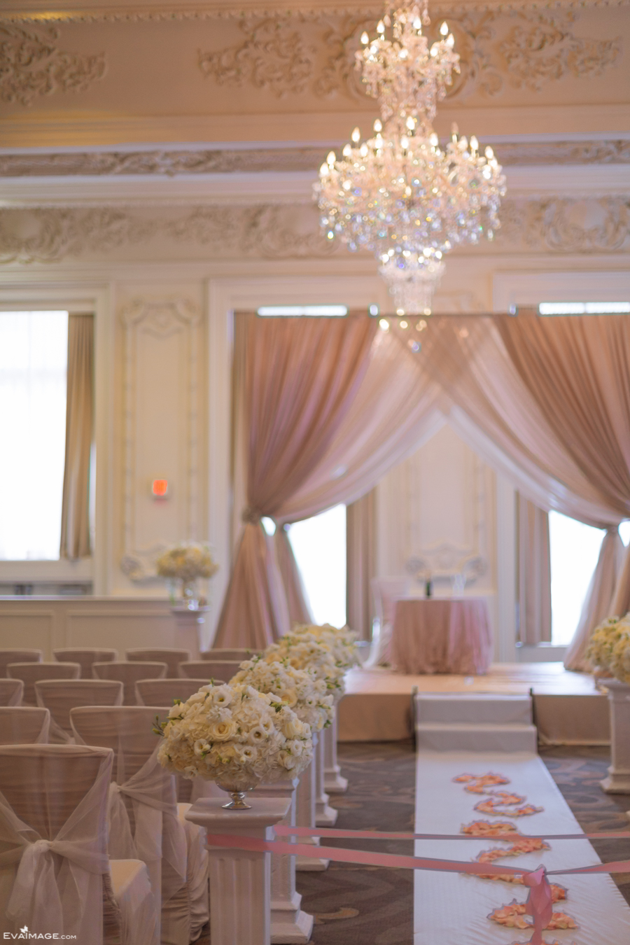 OMNI King Edward Hotel Summer Wedding Toronto