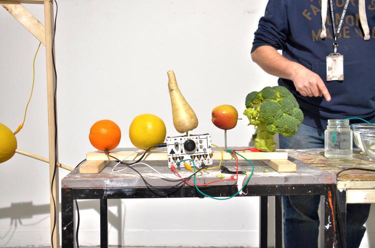 Piano de verdures i fruites
