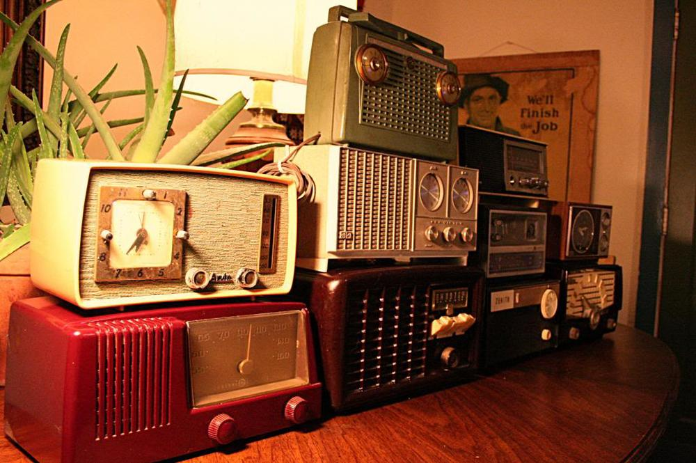 Radio collection.jpg