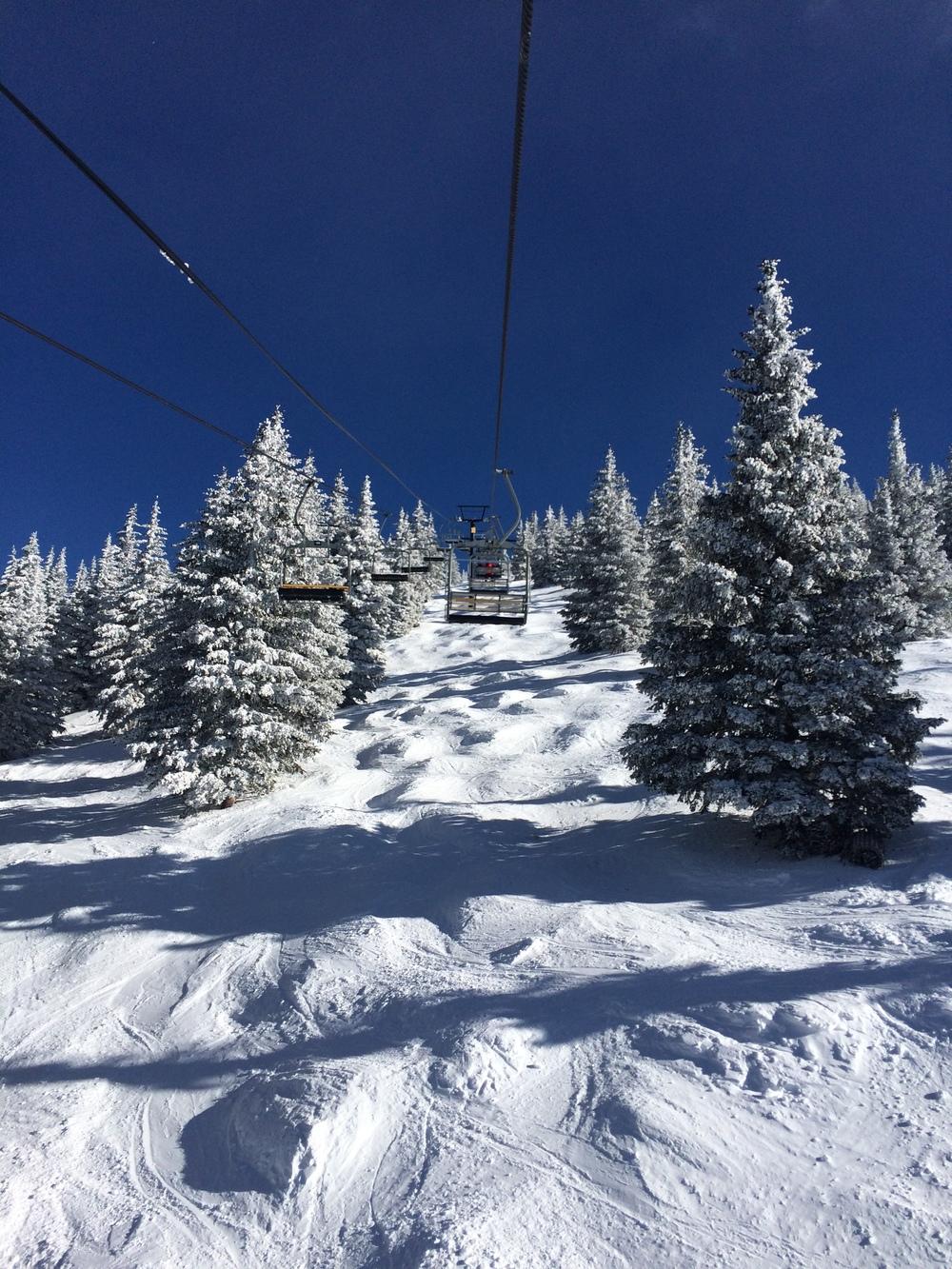 Santa Fe Ski Area - Fleming