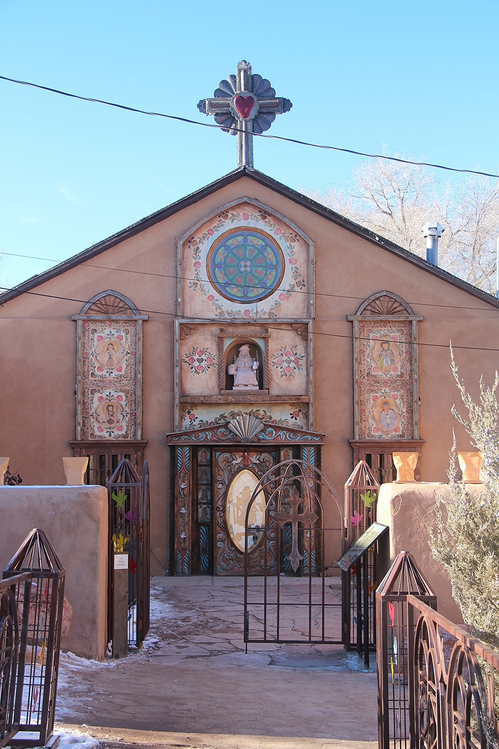 Chimayo, New Mexico - Fleming