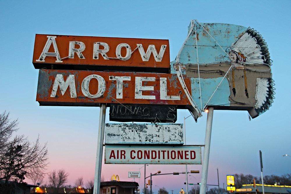 Arrow Motel, Española - Fleming