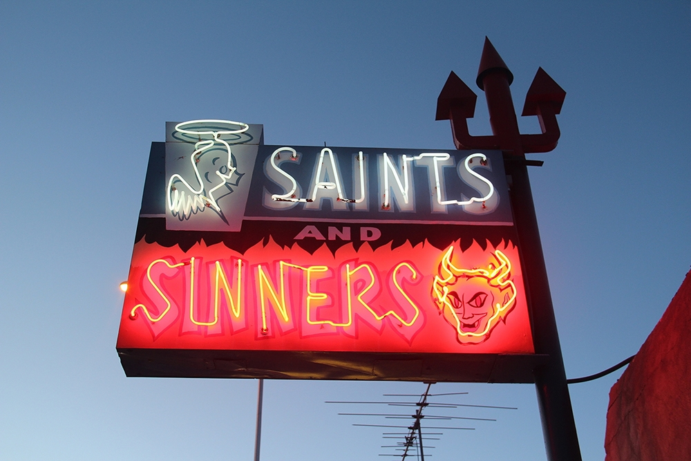 Saints & Sinners Liquor Store, Española NM - Fleming