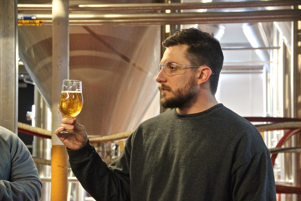 Dane Mehringer explaining Tank 7.JPG