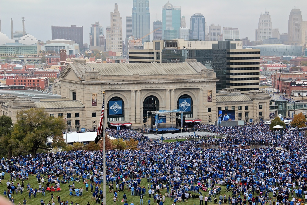 Royals World Series Victory Celebration, 11/3/2015
