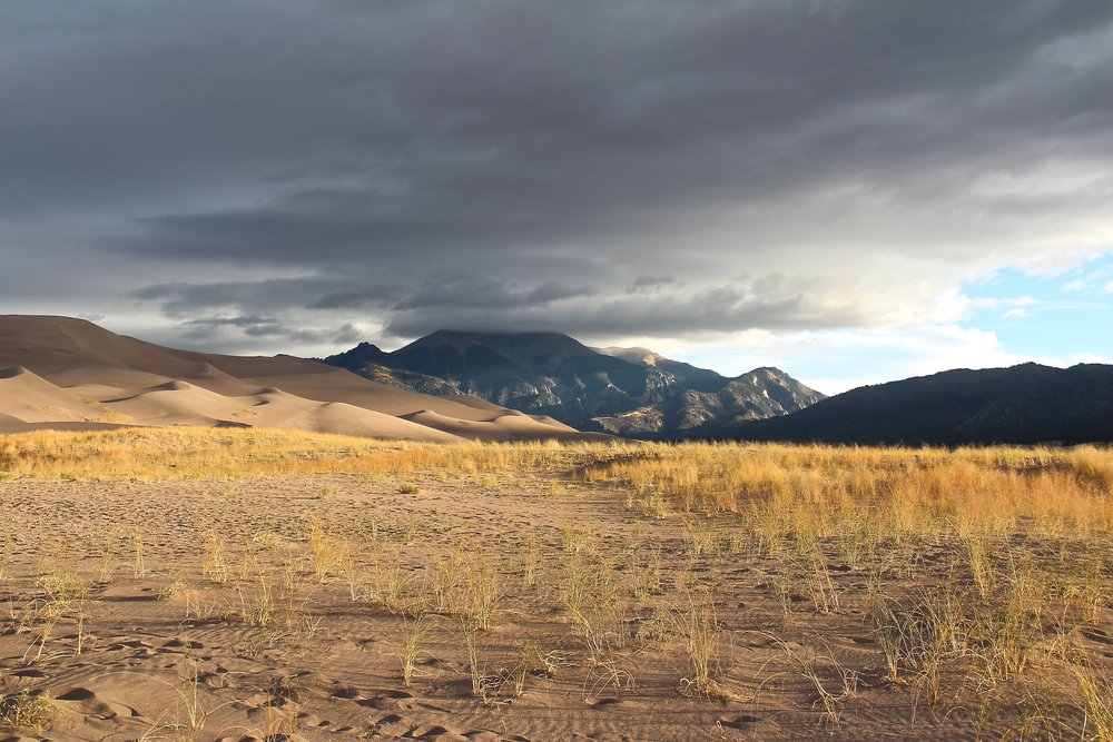 October at Great Sand Dunes