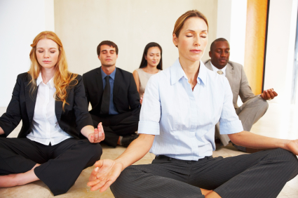 Yoga & Mindfulness  Bring Flow To Work   More info and register