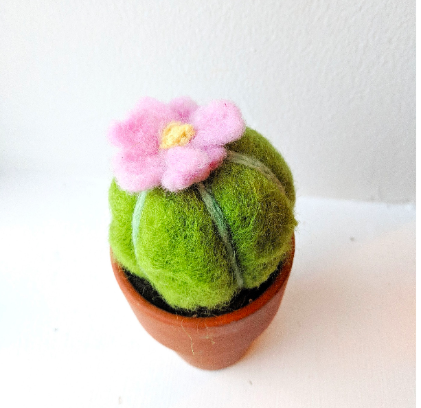 Rock, Paper, Plant presents   Needle Felting Workshop    September 30 1pm
