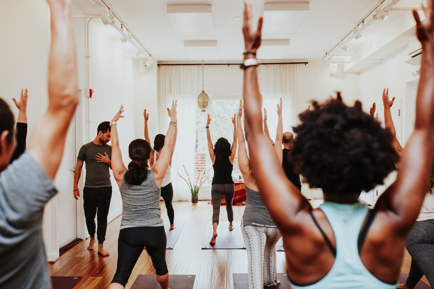 schedule — flow yoga center