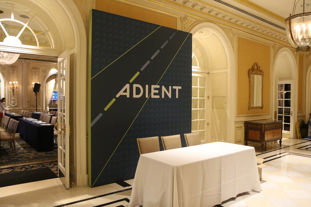 ADIENT - ANALYST MEETING 2016