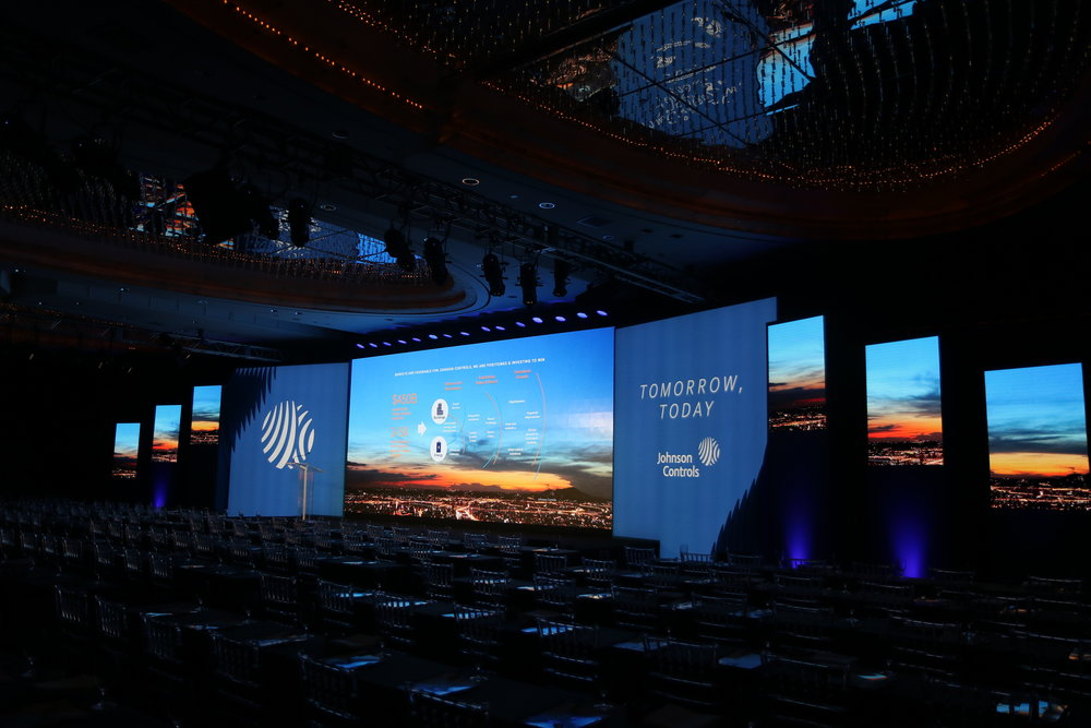 JOHNSON CONTROLS, INC. ANALYST DAY 2016