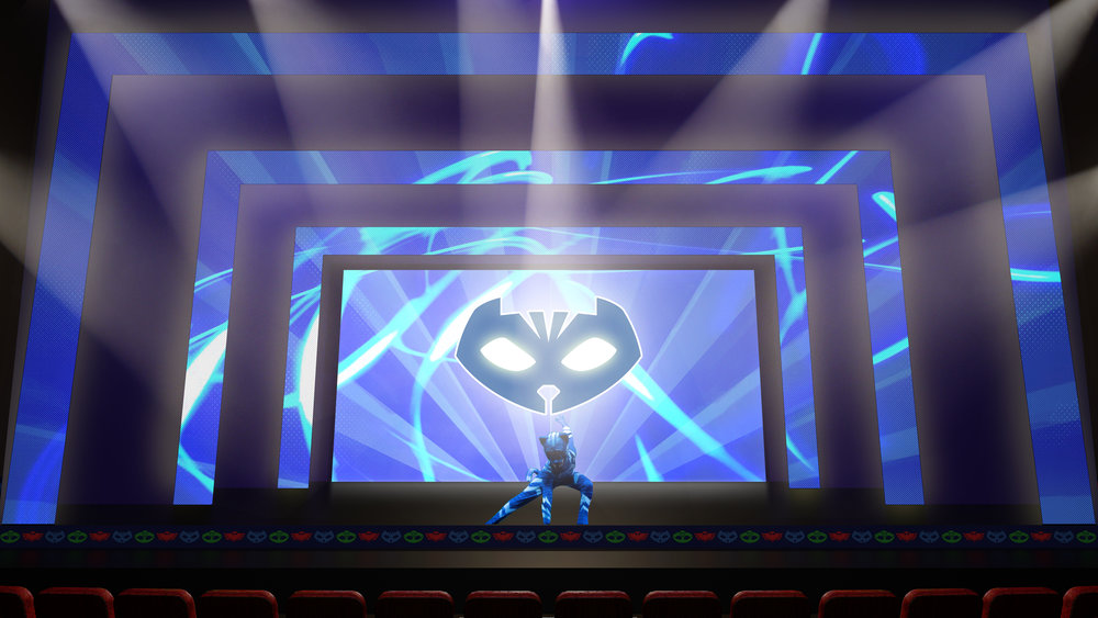 PJ MASKS LIVE - SAVE THE DAY - NATIONAL TOUR