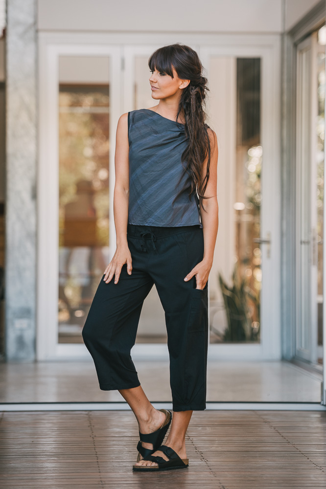Twisted Cordyline top & Elfrida pant