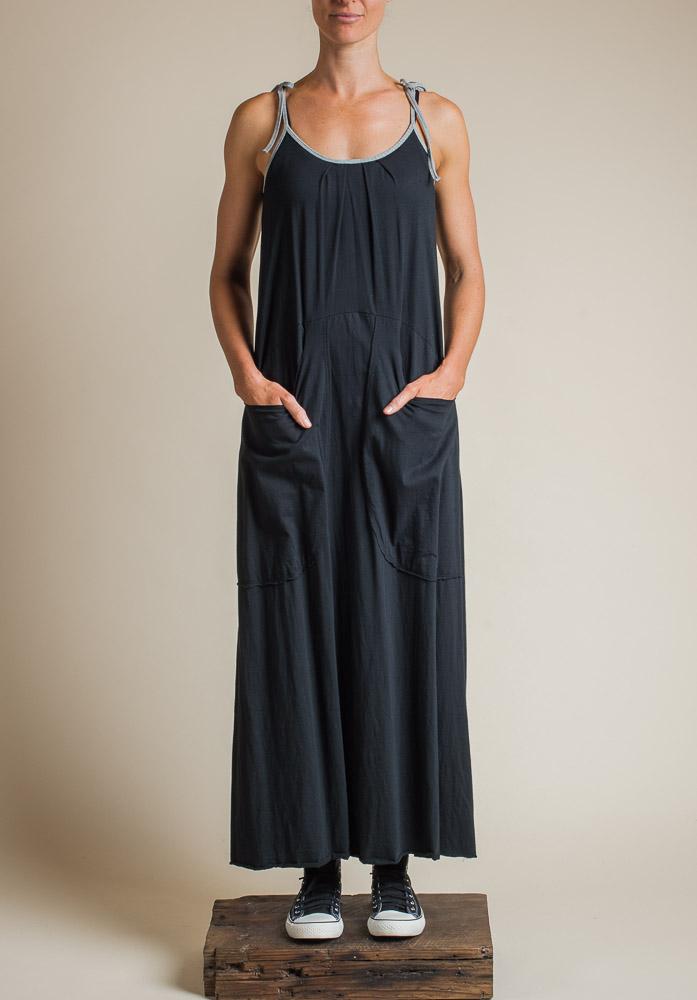 BRIANA MAXI DRESS BLACK