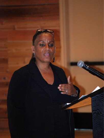2016 Desley Brooks - Keynote Speaker