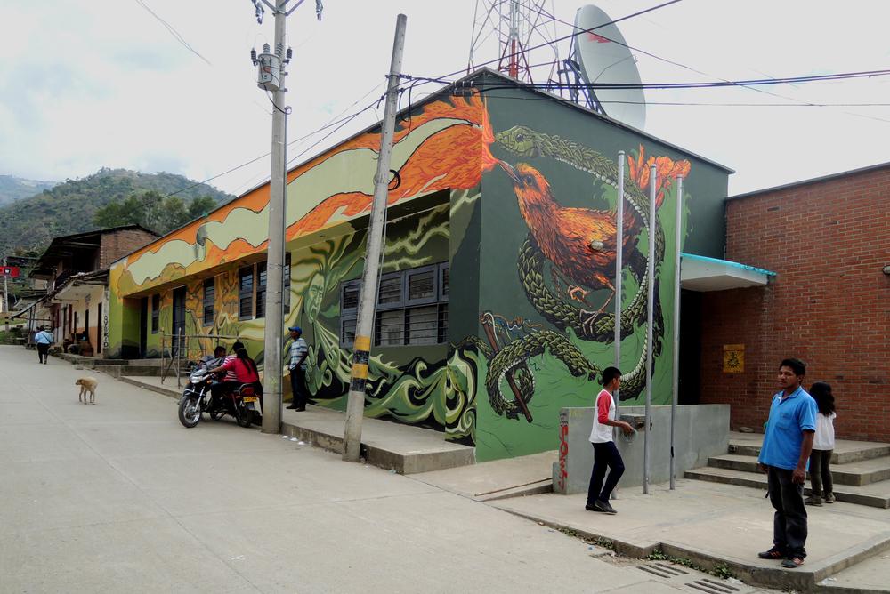 Toribio, Colombia / 2013