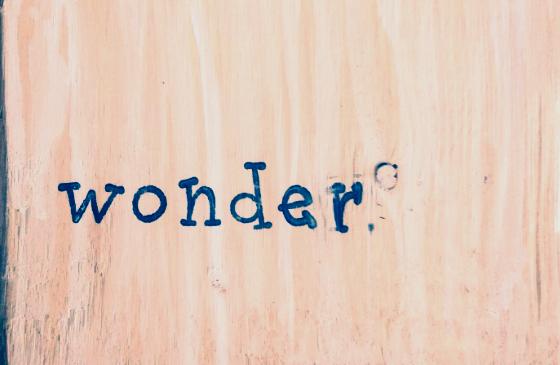 Give Me Back My Wonder