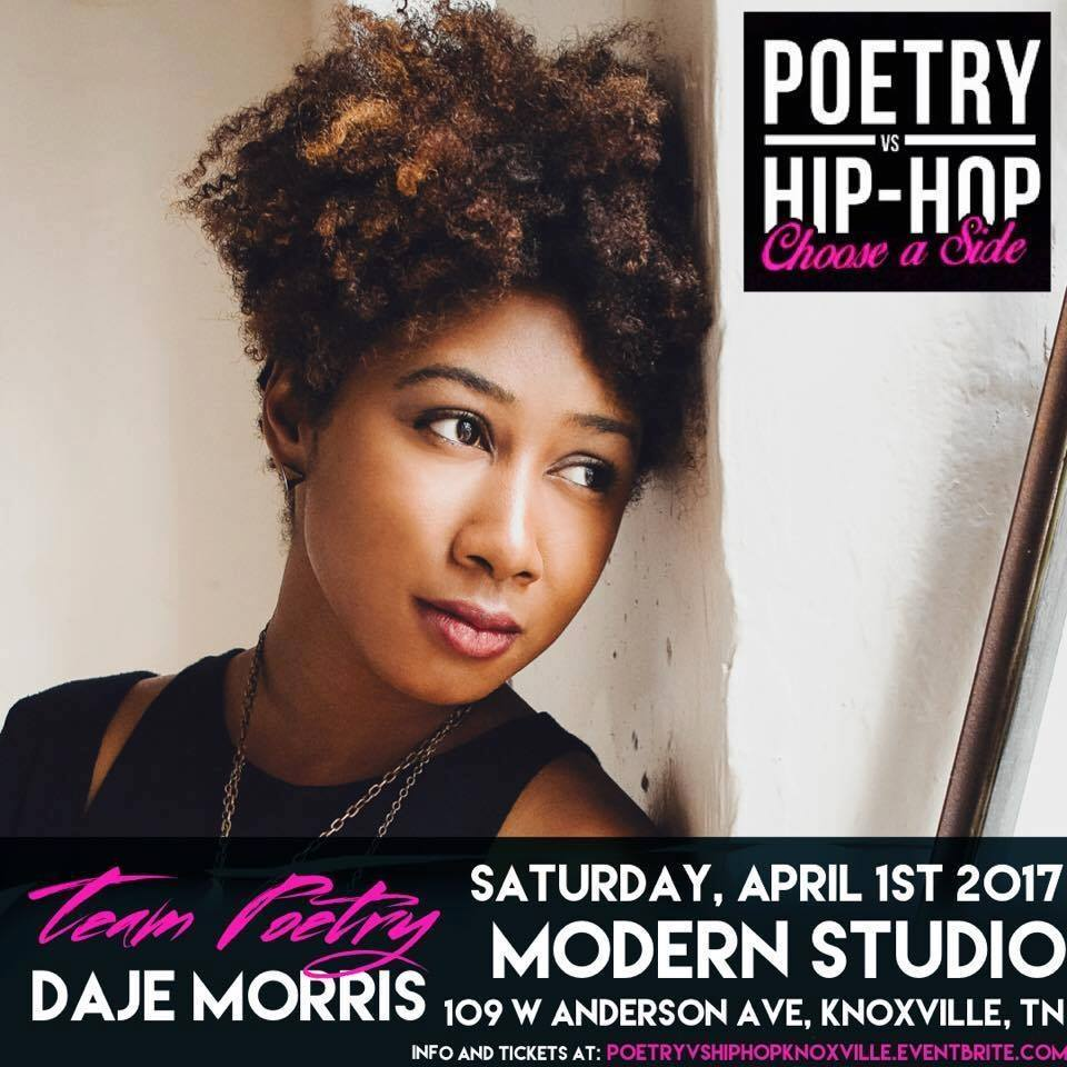 daje morris poetry v hiphop