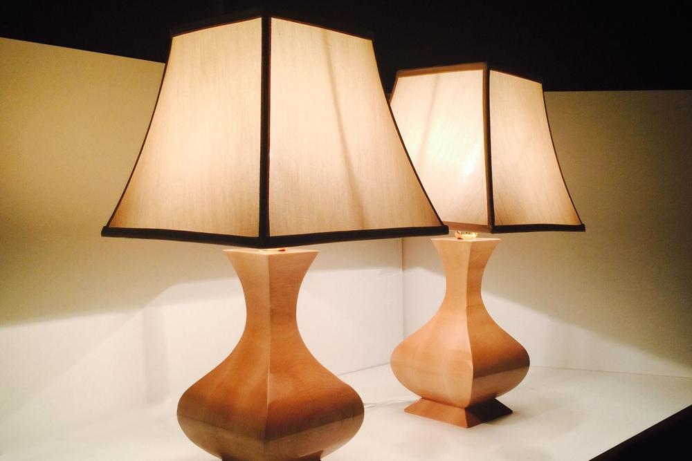 CUSTOM MADE LAMPS