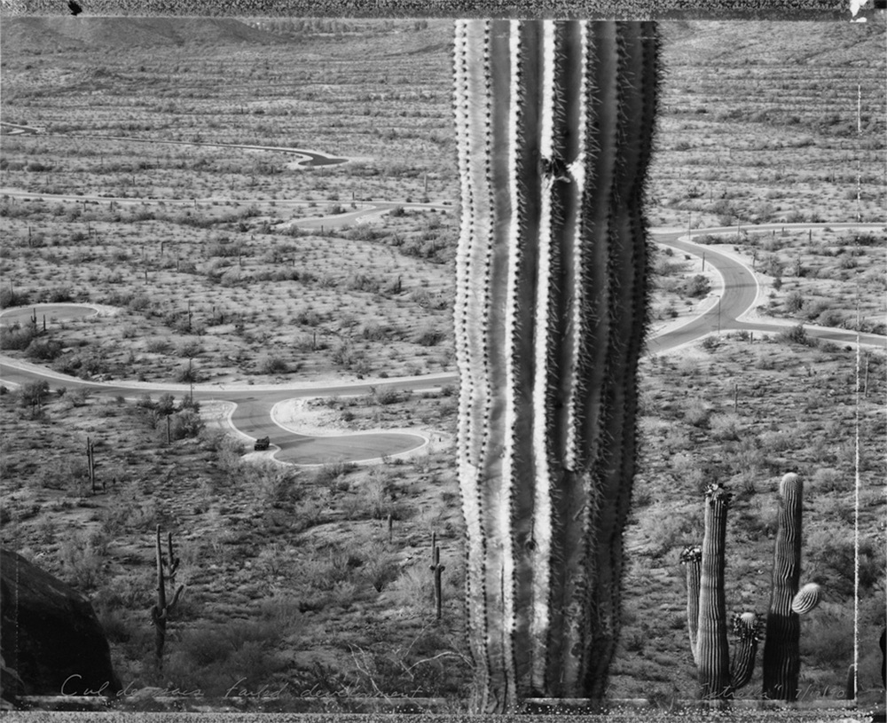 "Cul de sacs: failed development west of Phoenix, ""Estrella,"" 1990"