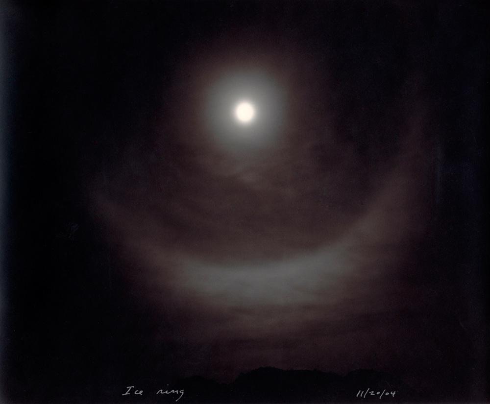 Ice ring, 2004