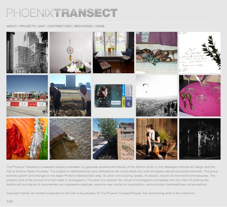Phoenix Transect