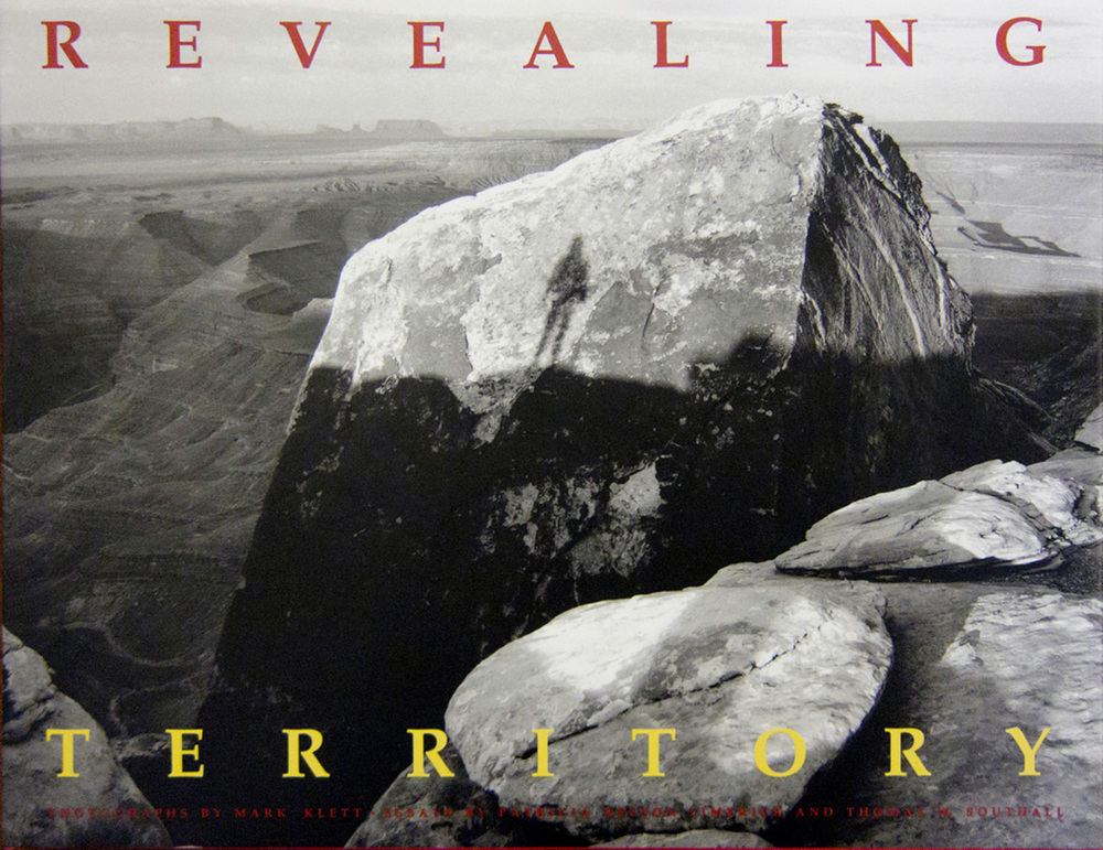 Revealing Territory, University of New Mexico Press 1992