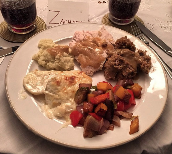 Thanksgiving: The BIGGEST of all food needs!